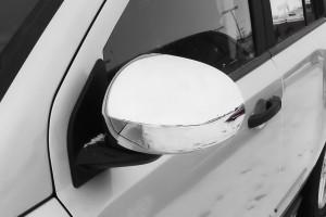 Хромированные зеркала на Jeep Compas