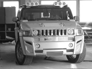 Обвес Hummer
