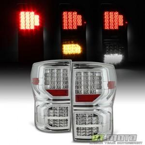 Новые задние светодиодные фонари