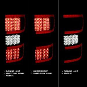 Задние диодные фонари с неоновой рамкой—780$