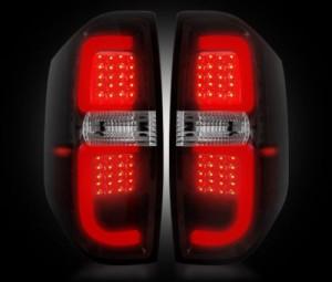 Тундра 2014—2016 новые светодиодные задние фары