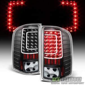 Задние светодиодные фары — 385$