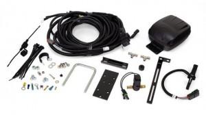 Одноконтурная система пневмоподвеской с автоматическим выставлением уровня—670$