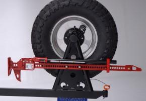 Фаркопная выноска запасного колеса – 1950$