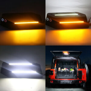 LED подсветка багажника—240$