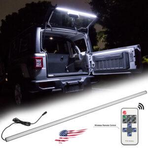 LED подсветка багажника—130$