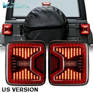 Задние US LED фонари JL—395$