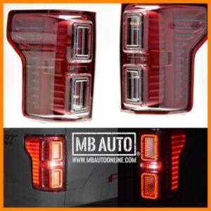 Задние диодные фонари с неоновыми акцентами morimoto—800$