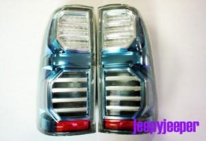 Задние фонари хайлюкс 05—14г