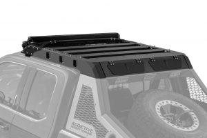 Новый силовой багажник с возможностью установки вместе с дугами