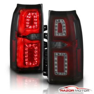 Задние диодные фонари для tahoe 15—20г — 435$