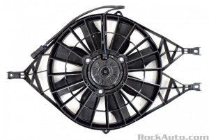 Электровентилятор охлаждения двигателя от — 120$
