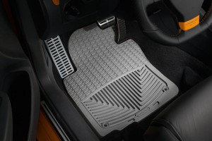 Коврики передние на Chevrolet