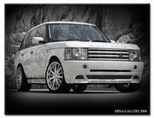 Тюнинг обвес Range Rover