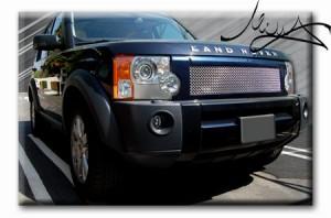 Решетка радиатора на Range Rover