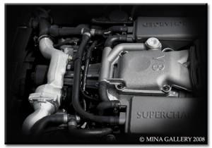 Турбина на Range Rover